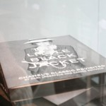 Il libro The Little Black Jacket Chanel's classic revisited by Karl Lagerfeld and Carine Roitfeld presentato a Tokyo
