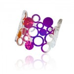 Bangle in plexiglas di Cooee Design