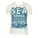 T-Shirt Sea Saving environment action Coin WWF