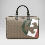 Boston Bag Gucci GG Flag Collection 2012 per Unicef