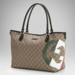 Tote bag Gucci GG Flag Collection 2012 per Unicef