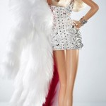 Il lato B di The Blonds Blond Diamond Barbie Doll
