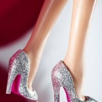 Le scarpe di The Blonds Blond Diamond Barbie Doll