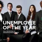 Campagna Benetton Unemployee of the Year