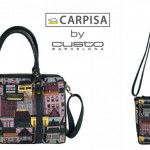Borse Carpisa by Custo Barcellona capsule collection