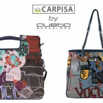 Borse Vogue capsule collection Carpisa by Custo