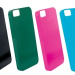 Cover iPhone 5 Oxo Platinum tinta unita