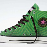 Sneakers-Converse-All-Star-Green-Day-Uno