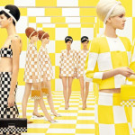 Campagna pubblicitaria Louis Vuitton primavera-estate 2013