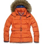 Giacca invernale Tommy Hilfiger collezione Snow Chic