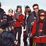 Snow Chic capsule collection Tommy Hilfiger inverno 2012-2013