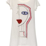 T-shirt Picasso by Julia Garnett