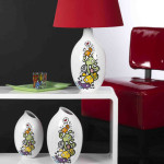 Lampada-anfora-Collezione home Willow for Weissestal 2013