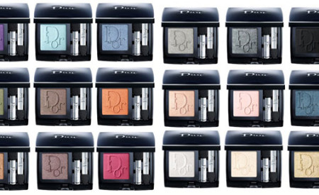 Make-up Dior primavera 2013: 18 nuovi ombretti mono