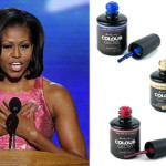 Michelle Obama usa gli smalti Artistic Colour Gloss