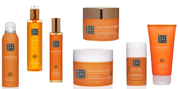 Laughing Buddha home e body care di Rituals