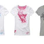 T-Shirt Dainese per donna primavera-estate 2013