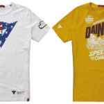 T-Shirt Dainese per lui Flag Phillip Island e Speed Champ