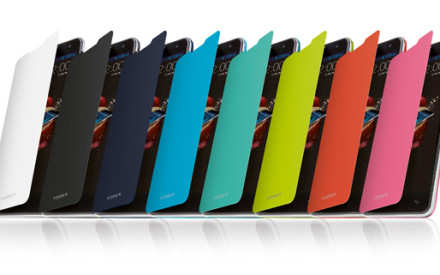 Le nuove cover colorate per lo smartphone STX Ultra