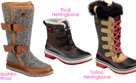 Stivali per l'inverno 2013-2014: Sorel Boots Winter Collection