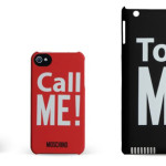 Cover Moschino smartphone e iPad