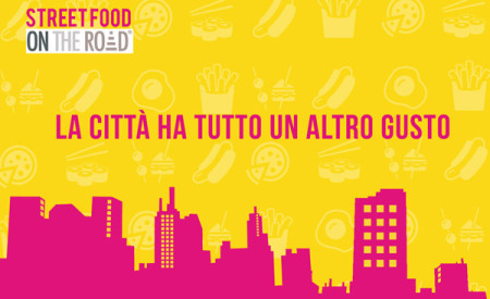 Street Food on the Road a Milano dall'8 al 16 novembre
