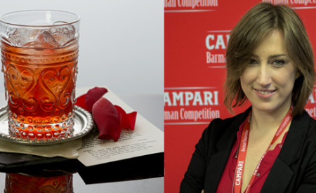 Campari Barman competition 2014: ha vinto Chiara Beretta