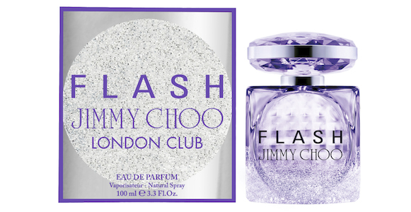 Flash London Club - Jimmy Choo nuovo profumo