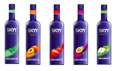 SKYY Vodka Liqueurs Green Apple: un gusto nuovo per l'estate