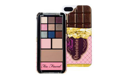 "Custodie iPhone 2014: Too Faced presenta Candy Bar, la palette ""cioccolatosa"""