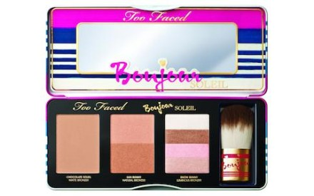 Make-up, Too Faced: terre, rossetti liquidi e ombretti per l'estate 2014