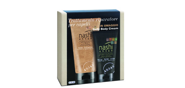 Nashi Argan Deep Infusion e Daily Cream - Kit