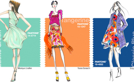 PANTONE: il Fashion Color Report per la primavera 2015