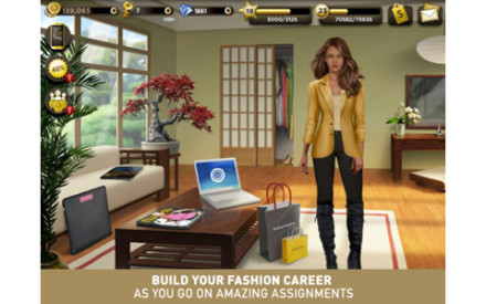 Fashion Week Live Free, il gioco gratuito per iPad