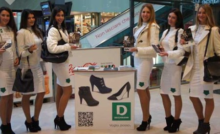 "Deichmann, la campagna ""Out of Home"" arriva nelle stazioni"