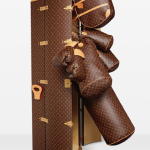 Punching bag, suitcase e trunk di Karl Lagerfeld per Louis Vuitton