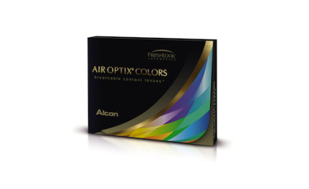 #LiveInColor, le lenti a contatto cosmetiche Air Optix Colors
