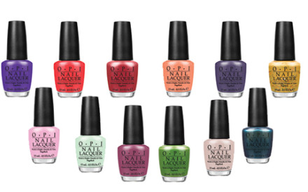 Smalti O.P.I., ecco la Hawaii Collection in 12 colori