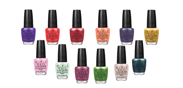 Smalti OPI Hawaii Collection 2015