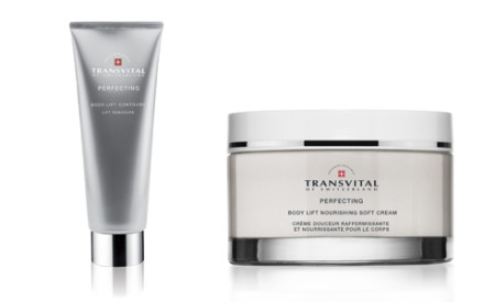 Transvital presenta Body Lift Contours e Body Lift Nourishing Soft Cream