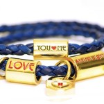 You-Me - Love - Oro - Blu
