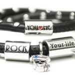 You-Me - Rock - Nero con teschi