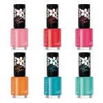 Smalti Rimmel London Bright Shades della Colourfest Collection di Rita Ora