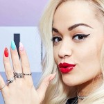 Smalti Rimmel London di Rita Ora Colourfest Collection 2015