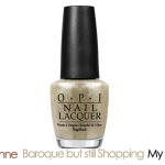 Smalti autunno-inverno 2015 OPI Venice Collection