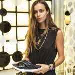 Allegra Benini alla preview FitFlop