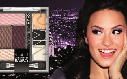 New York Color: le IndividualEYESpalette di Demi Lovato