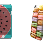Cover Delicious i-Paint frutta e macarons
