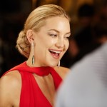 Kate Hudson nel backstage del Calendario Campari 2016