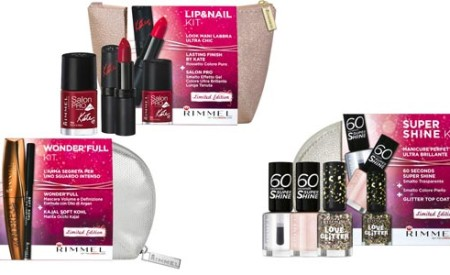 Rimmel London: la Christmas Collection limited edition 2015